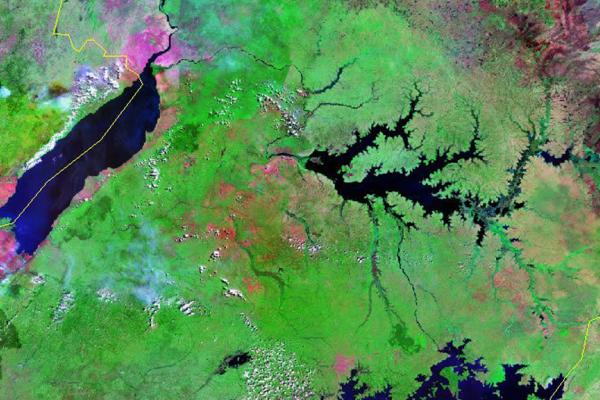 Satellite data to help Ugandan smallholder farmers