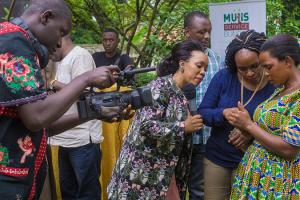 MUIIS Service Bundle officially launched in Kampala